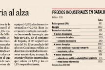 Industria al alza. Los mercados en Barcelona. ¿Sirvo para empresario?