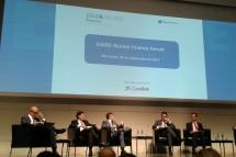 GlobalFinanzia en el ESADE Finance Forum 2017
