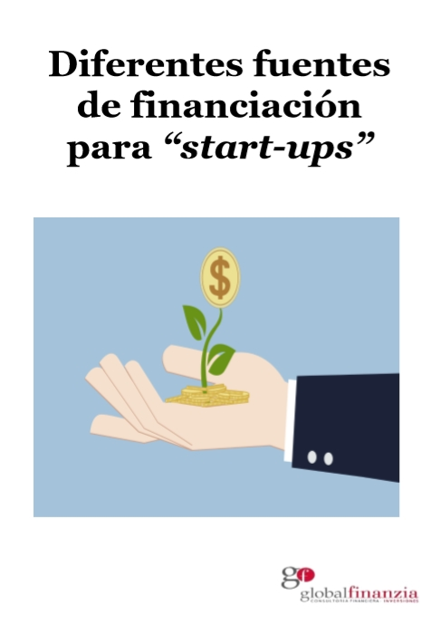 Diferentes fuentes de financiacion para startups