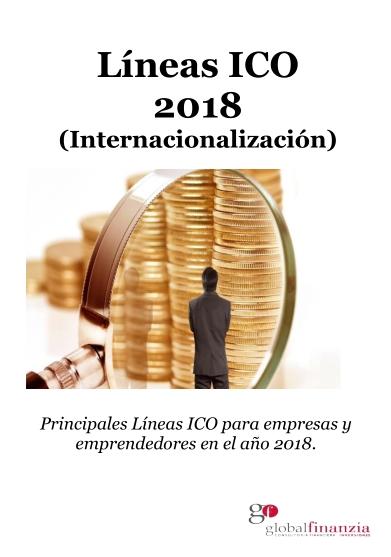 Portada Líneas ICO 208 Internacionalización