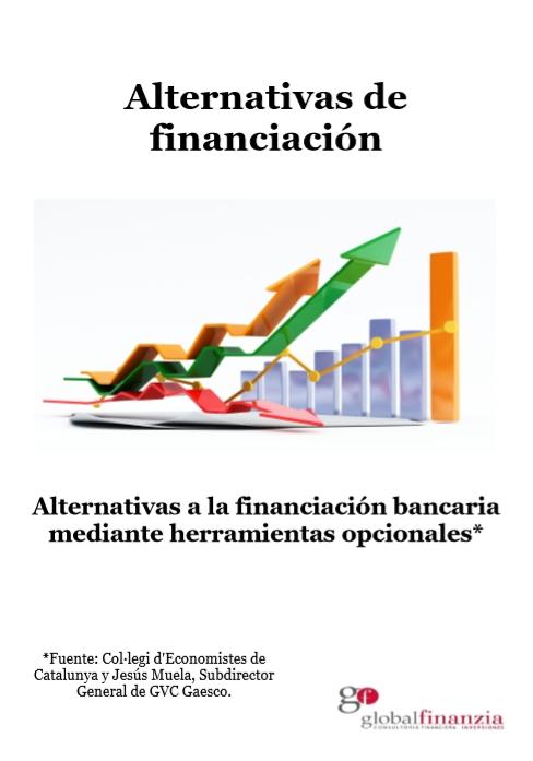 Alternativas de financiacion